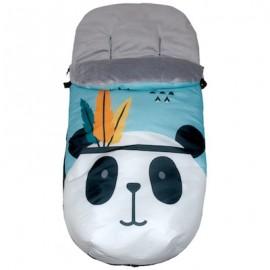 Saco de Entretiempo De Paseo mibebestore (Universal - Bugaboo - MacLaren) Modelo Panda