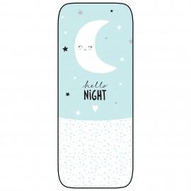 Colchoneta Silla Ligera Paseo Transpirable Modelo Hello Moon