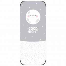 Colchoneta Silla Ligera Paseo Transpirable Modelo Good night rosa
