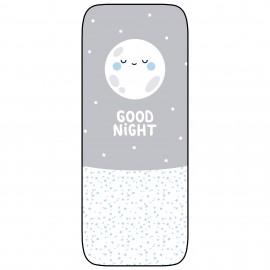 Colchoneta Silla Ligera Paseo Transpirable Modelo Good night azul