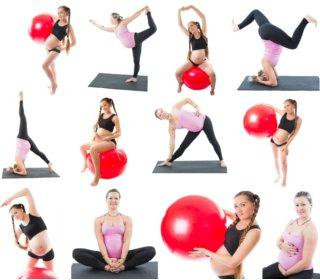 Ejercicios durante el embarazo| © vitmark - Fotolia.com