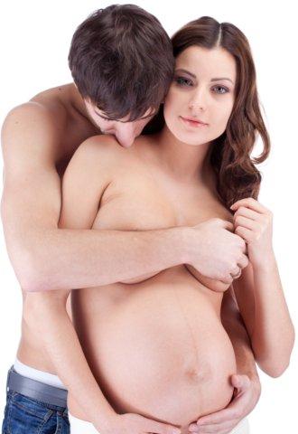 голые беременые фото