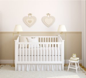 habitación ideal para el bebé