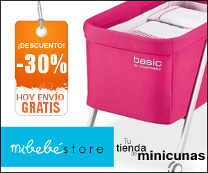 Minicunas Basic mibebestore.com