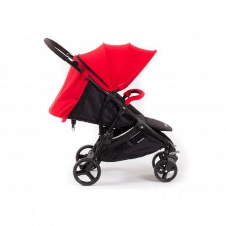 Silla de paseo ligera Compact Rojo - Baby Monsters