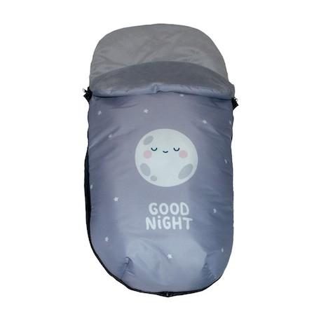 Saco de Entretiempo De Paseo mibebestore (Universal - Bugaboo - MacLaren) Modelo  Good night azul