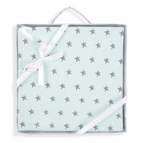 Arrullo Estrella Verde- mibebestore
