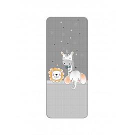 Colchoneta Silla Paseo Universal Transpirable -Panda luna